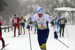 30 km Klassische Technik <br/>am 10.02.2019